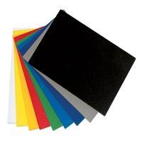 Lastra in PVC espanso bianca  sp.3 dim. 2050x3050 mm