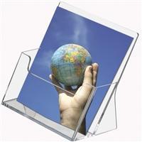 Porta depliants-cataloghi formato A4 dim. cm 22,2 x 29,1 x 9,6