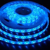 Striscia LED blu protetta, 5 mt.